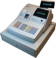 Eladó Sam4s ER-320F pénztárgép Prior Cash Pénztárgép eladó termékei - Pénztárgép - Irodaszer - Banktechnikai eszközök kis-,és nagykereskedelme